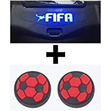 AL Pacino Fifa Led Light Bar Decal Sticker & Football Thumb Grip For PS4 Controller