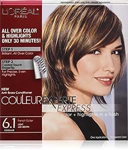Chocolate Eclair Hair Color