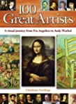 100 Great Artists - A visual journey...