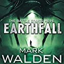 Earthfall Audiobook by Mark Walden Narrated by Steven Alexander