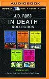 J. D. Robb In Death Collection Books 21-25: Origin in Death, Memory in Death, Born in Death, Innocent in Death, Creation in Death (In Death Series)