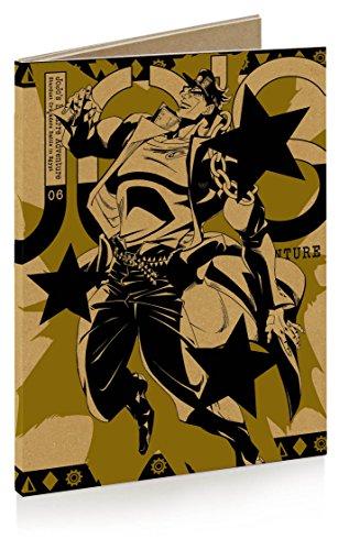 【Amazon.co.jp限定】ジョジョの奇妙な冒険スターダストクルセイダース エジプト編 Vol.6 (オリジナルデカ缶バッチ付)(紙製スリムジャケット仕様)(初回生産限定版) [DVD]