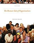 Human Side of Organizations (10th Edi...