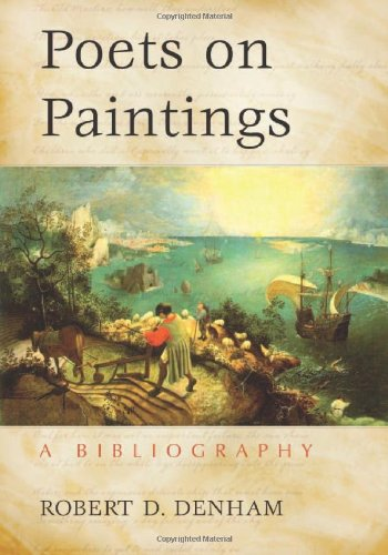 Poets On Paintings: A Bibliography front-917596