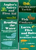 Five Outdoor Life Take-Along Fishing Books