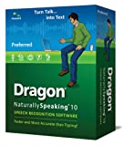Dragon NaturallySpeaking 10 Preferred - Medium Box