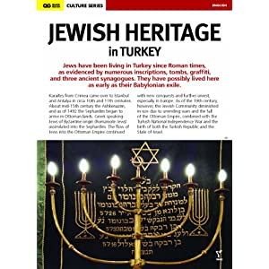 Jewish Heritage in Istanbul and Turkey