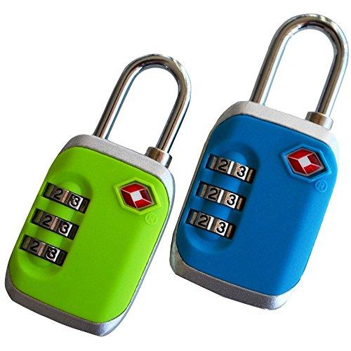 HERBST-AKTION-Kofferschloss-Gepckschloss-TSA-zertifiziert-2er-Set-von-Globeproof