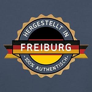 Hergestellt In FREIBURG 100% Authentisch - Unisex Pullover/Sweatshirt - 8 Farben