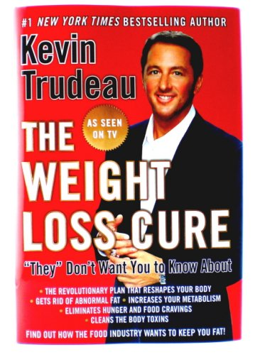 The Weight Loss Cure 'They Don't Want You to Know About', KEVIN TRUDEAU