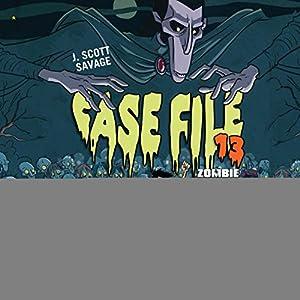 Case File 13: Zombie Kid Audiobook