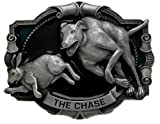 The Chase Belt Buckle including Presentation Box