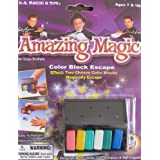 Amazing Magic Color Block Escape Easy To Perform Colors Vary