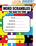 Word Scrambles that Make You Think