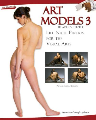 Art Models 3: Life Nude Photos for the Visual Arts (Art Models series) (Art Models compare prices)