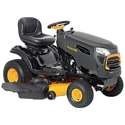 Poulan Pro 960420186 Briggs 24 hp Automatic Hydrostatic Transmission Drive Riding Mower, 54