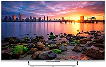 Sony KDL-50W756C Smart 50-inch Full HD TV (Android TV, X-Reality Pro, Motionflow XR 800 Hz, One Click Entertainment, Wi-Fi and NFC) - Silver, 2015 Model