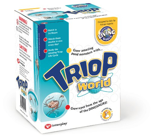 Triop World - Eleves tes OEufs de Dinosaures