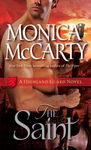 The Saint: A Highland Guard Novel