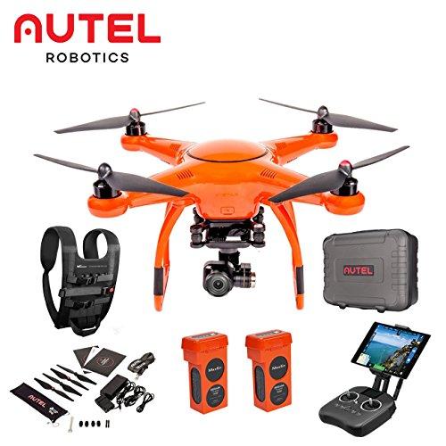 Autel-Robotics-X-Star-Premium-Drone-with-4K-Camera-12-Mile-HD-Live-View-Manufacturer-Accessories-Orange-extra-1x-Autel-Robotics-BatteryLi-Po-with-4900mAh-148V