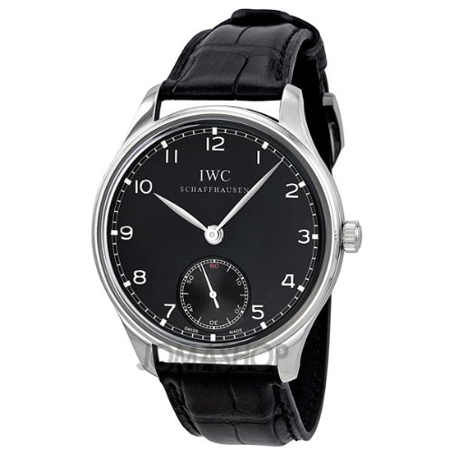 IWC Portuguese Automatic Stainless Steel Mens Watch IW545407