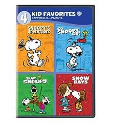 4 Kid Favorites: Happiness Is Peanuts