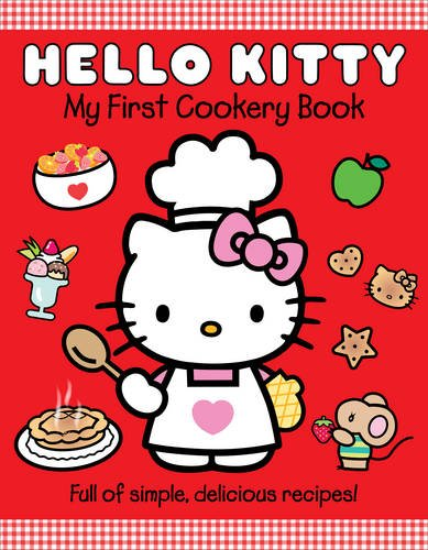 Hello Kitty - My First Cookbook