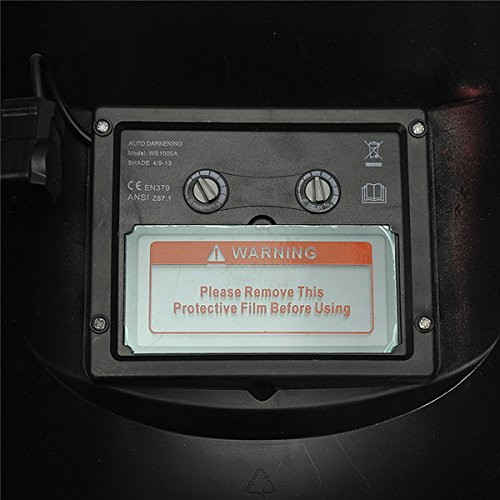 Eagle Solar Pro Auto Darkening Welding Helmet Arc Tig mig Grinding Welders Mask (Welding Helmet Accesories compare prices)