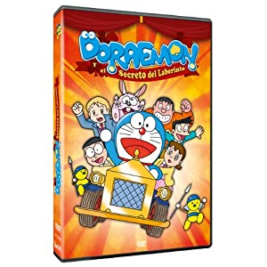 Doraemon Y El Secreto Del Laberinto [DVD]: Amazon.es