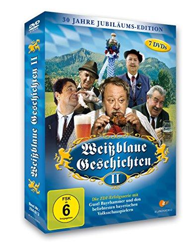 Weißblaue Geschichten II [7 DVDs]