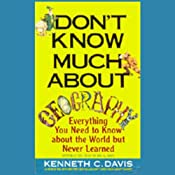Don't Know Much About Geography   [Kenneth C. Davis]
