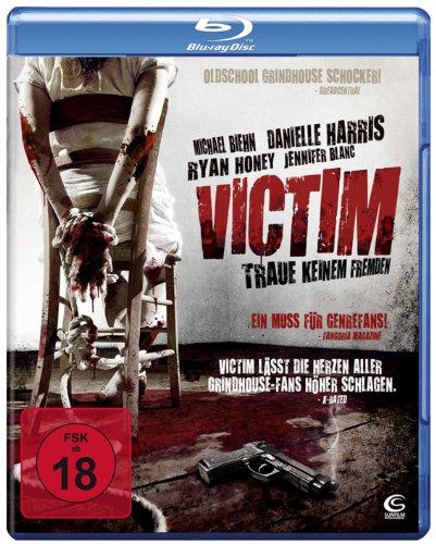 Victim - Traue keinem Fremden [Blu-ray]