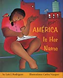 img - for Am rica Is Her Name book / textbook / text book
