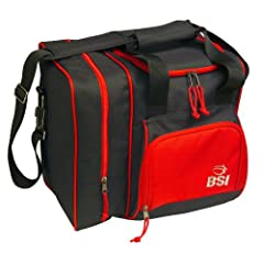 Click here to buy BSI Deluxe Single Ball Tote Bag by BSI.