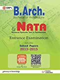 NATA (B.Arch) Guide Bachelor of Architecture Ent.Exams.