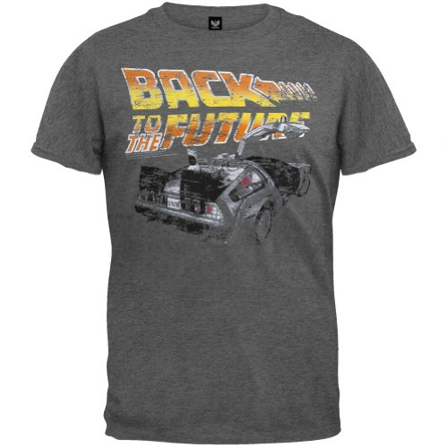 Back to the Future T-shirt Adults