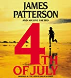 4th of July (The Women's Murder Club) UNABRIDGED CD James Patterson