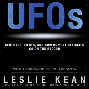 UFOs: Generals, Pilots, and Government Officials Go on the Record Audiobook