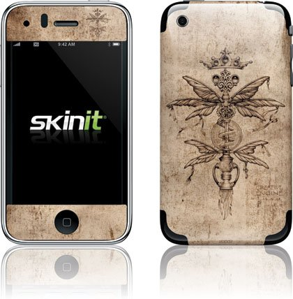 Fantasy Art - Brigid Ashwood The Creative Engine (Steampunk) - Apple Iphone 3G / 3Gs - Skinit Skin