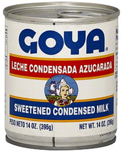Goya Foods Sweetened Condensed Milk, 14-Ounce (Pack of 24)