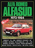R. M. Clarke Alfa Romeo Alfasud 1972-1984 (Brooklands Books Road Tests Series): Road and Comparison Tests, Model Introductions, History and Buying Guide Articles. ... 1.5 Sprint Veloce, Ti and Super, Series III