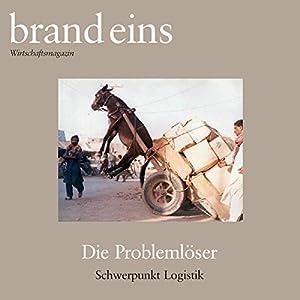 brand eins audio: Logistik Hörbuch