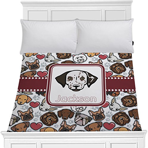 Dog Faces Duvet Cover - Toddler