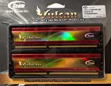 Team Vulcan 16GB (2 x 8GB) 240-Pin DDR3 SDRAM DDR3 1600 (PC3 12800) Desktop Memory Model TXD316G1600HC9DC-V