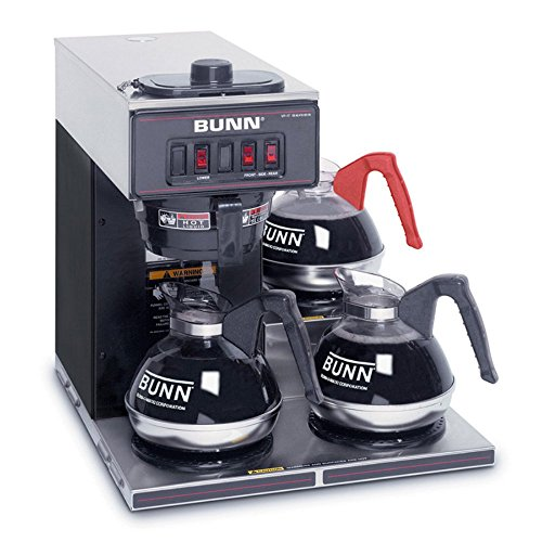 BUNN-VP17-3-SS-Pourover-Commercial-Coffee-Brewer-with-Three-Lower-Warmers-Stainless-Steel