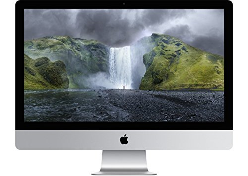 "Apple iMac 27"" Desktop with Retina 5K display - 4.0GHz Intelquad-core Intel Core i7, 3TB Fusion Drive, 32GB 1600MHz DDR3 SDRAM, R9 M290X 2GB GDDR5, Mac OS X Yosemite, (NEWEST VERSION)"