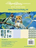 Pollyanna Pickering British Wildlife Card Making Kit, Autumn Fruits