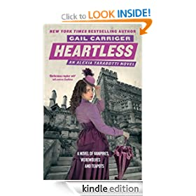 Heartless: The Parasol Protectorate: Book 4