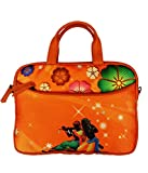 Bhamini Digital Sling bag Style 4 (Orange)