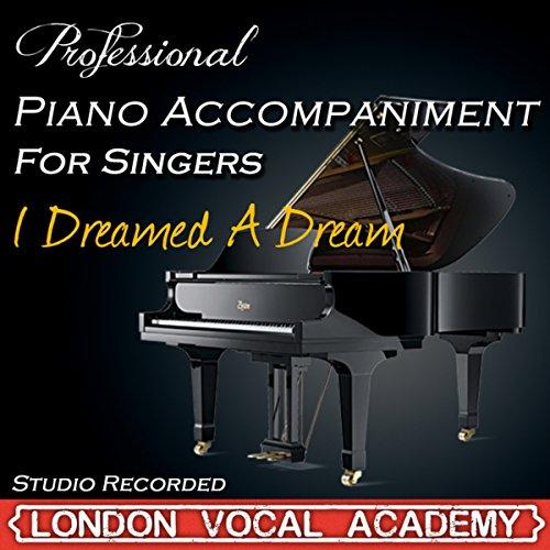 I Dreamed A Dream ('Les Miserables' Piano Accompaniment) [Professional Karaoke Backing Track]